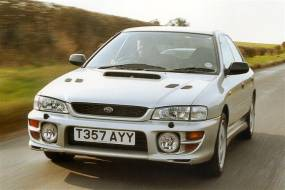 Subaru Impreza (1993 - 2000) review