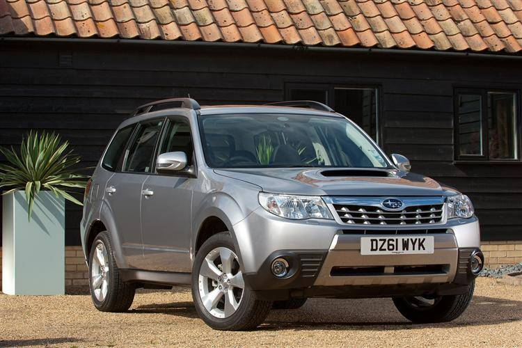 Subaru Forester (2010 - 2013) review