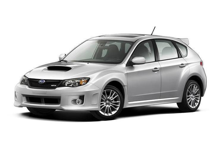 Subaru Impreza (2010 - 2013) review
