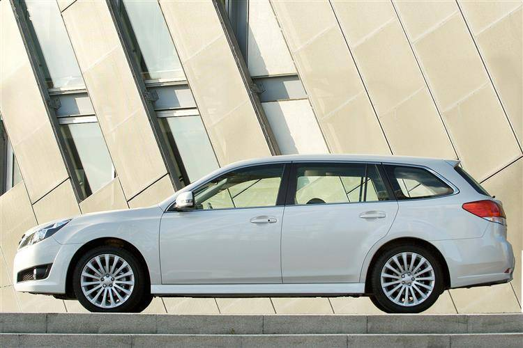 Subaru Legacy Tourer (2009 - 2014) review