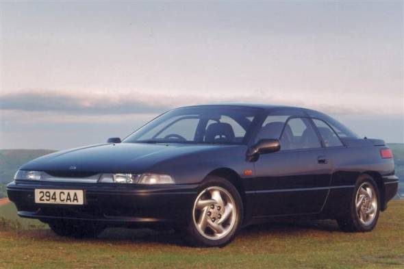 Subaru SVX (1992 - 1996) review