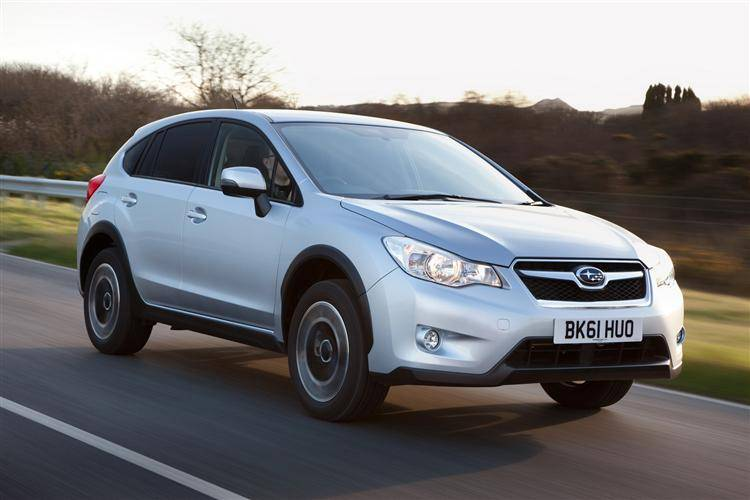 Subaru XV (2012 - 2013) review