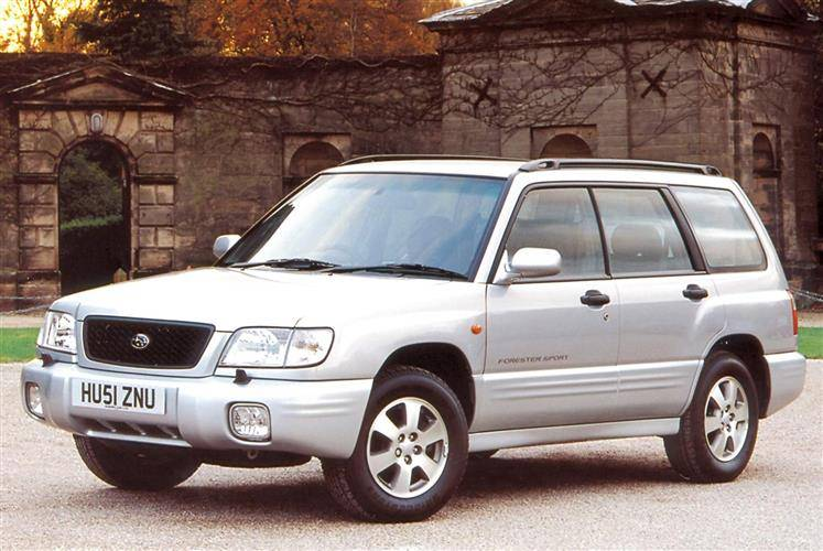 subaru forester 1997 2002 used car review review car. Black Bedroom Furniture Sets. Home Design Ideas