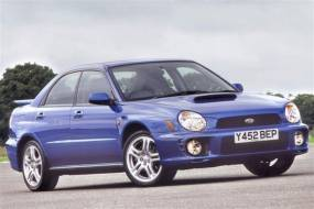 Subaru Impreza (2000 - 2007) review