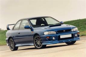 Subaru Impreza P1 (2000 - 2001) review