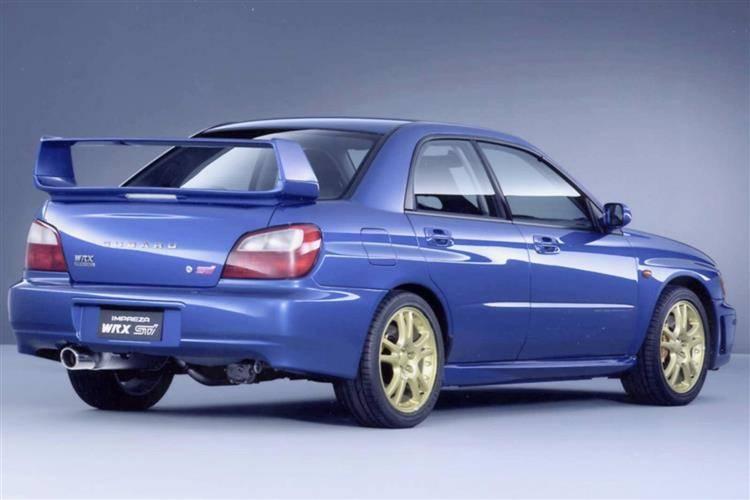 Subaru Impreza Wrx Sti 2002 2007 Used Car Review