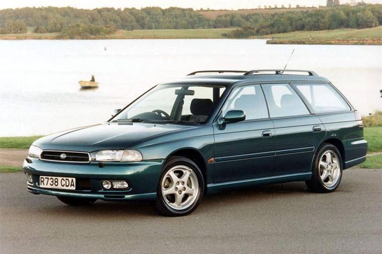 Subaru Legacy 1989 1998 Used Car Review Review Car