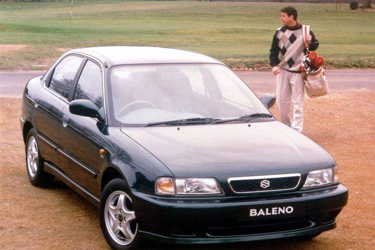 Suzuki Baleno (1995 - 2002) used car review