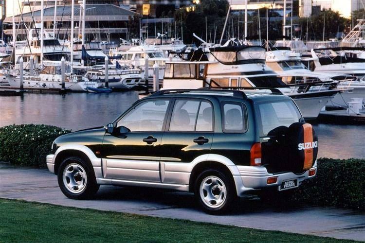 Suzuki Grand Vitara 1998 2006 Used Car Review Review