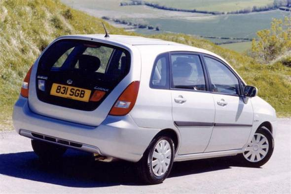 Suzuki Liana (2001 - 2008) used car review