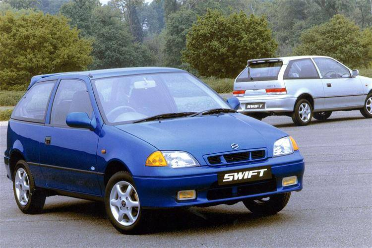 Suzuki Swift (1988 - 2003) review