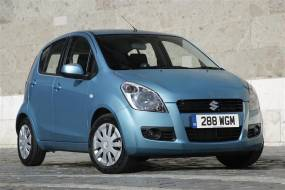 Suzuki Splash (2008 - 2011) review