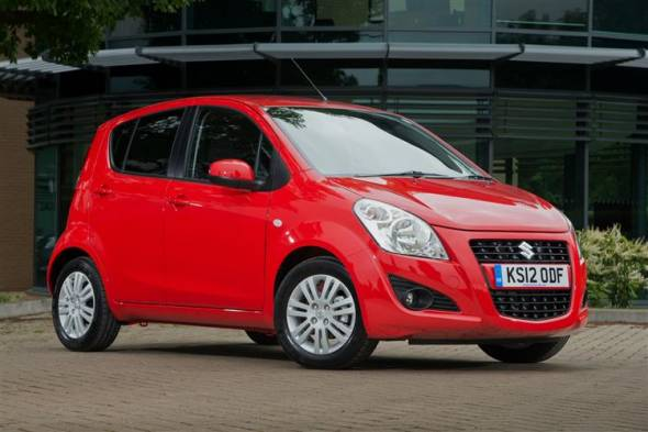 Suzuki Splash (2011 - 2015) review