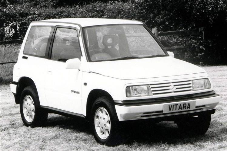Used Car Batteries >> Suzuki Vitara (1988 - 2000) used car review review | Car ...
