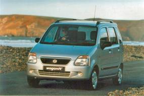 Suzuki Wagon R+ (1997 - 2000) review