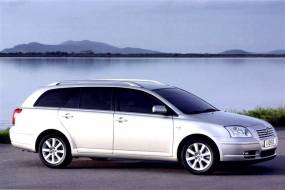 Toyota Avensis Tourer (2003 - 2009) review
