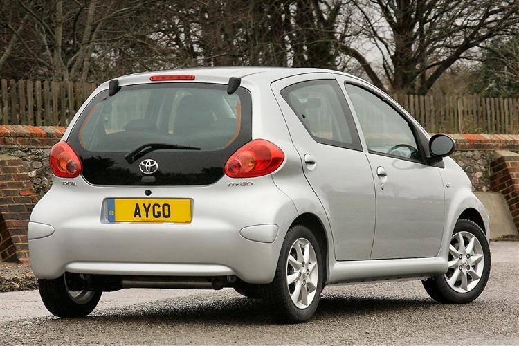 toyota aygo range 2005 2011 used car review review car review rac drive. Black Bedroom Furniture Sets. Home Design Ideas