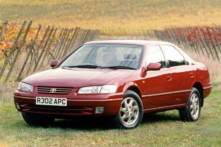 Toyota Camry (1991 - 2001) review