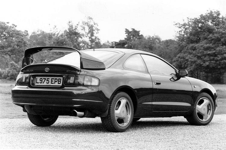 Toyota Celica (1990 - 1999) review