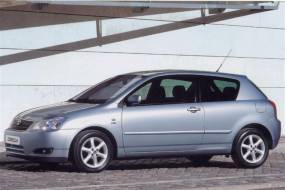 Toyota Corolla (2001 - 2007) used car review