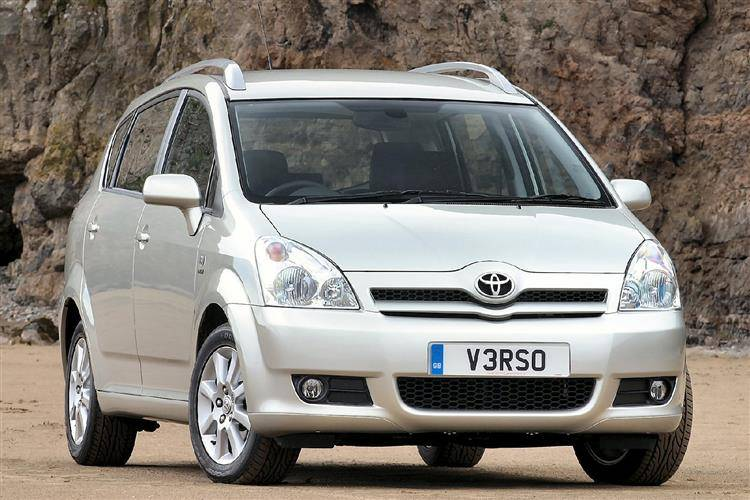 Toyota Corolla Verso (2004 - 2009) review