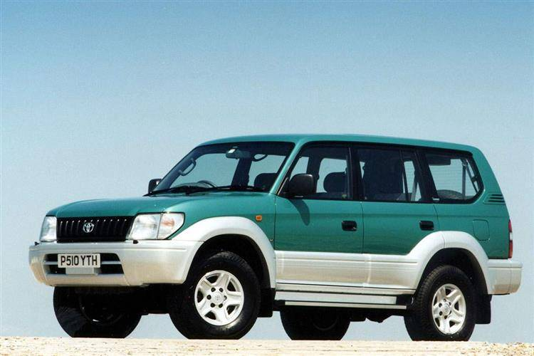 Toyota Land Cruiser Colorado (1996 - 2003) used car review