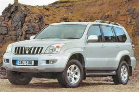 Toyota Land Cruiser 3.0 D4 - D (2003 - 2009) review