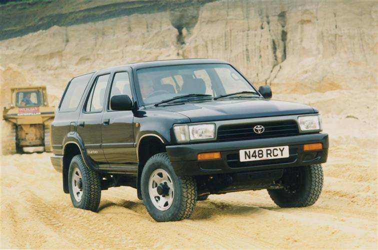 toyota 4 runner 1993 1996 used car review review car review rac drive. Black Bedroom Furniture Sets. Home Design Ideas