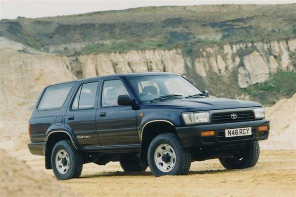 Toyota 4 - Runner (1993 - 1996) review