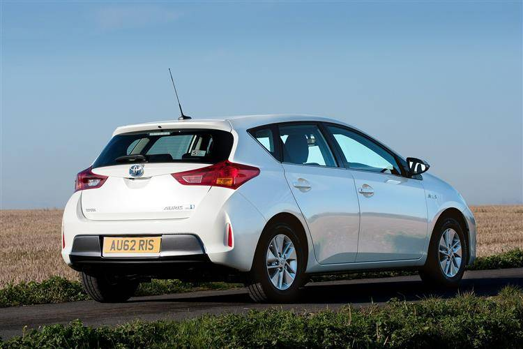 Toyota Auris (2013 - 2015) review