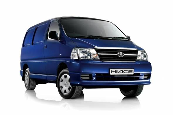 Toyota Hiace (2004 - 2012) review