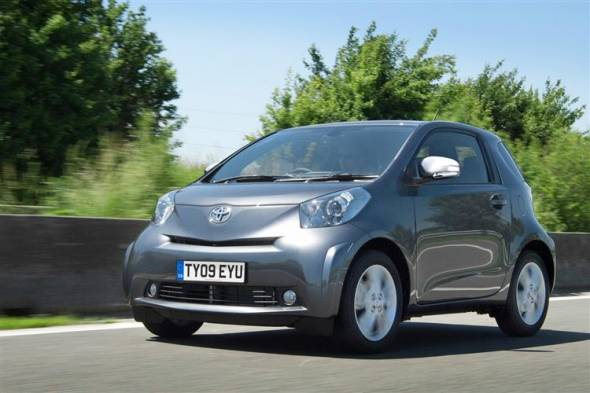 Toyota iQ (2009 - 2014) review