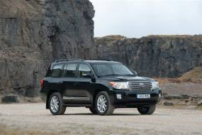Toyota Land Cruiser 3.0 D-4D (2010 - 2014) review