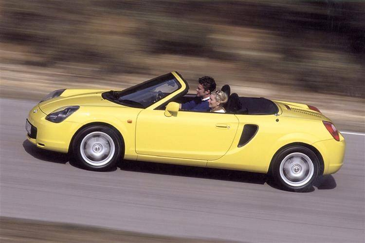 Toyota MR2 Roadster (2000 - 2008) review