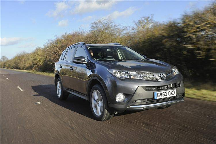 Toyota RAV4 (2013 - 2015) used car review