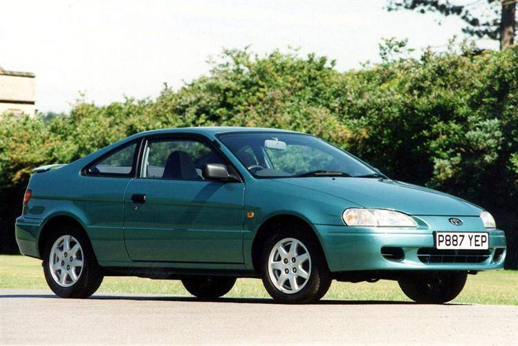 Toyota Paseo (1996 - 1999) review