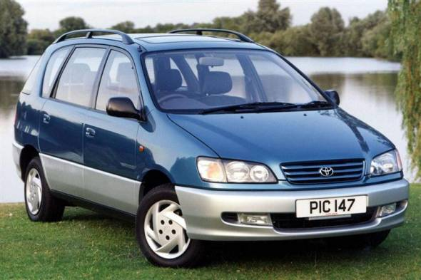 Toyota Picnic (1997 - 2001) review