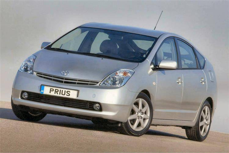Toyota Prius (2000 - 2003) review
