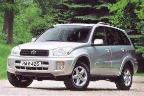 Toyota RAV4 (2000 - 2006) used car review