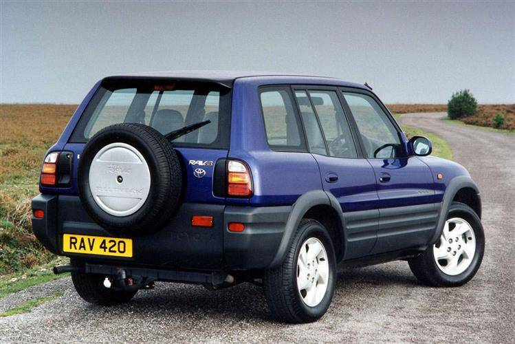Toyota RAV4 (1994 - 2000) review