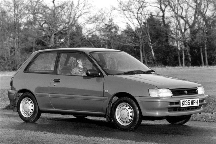 Toyota Starlet (1985 - 1999) review