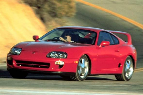 Toyota Supra (1993 - 1996) review