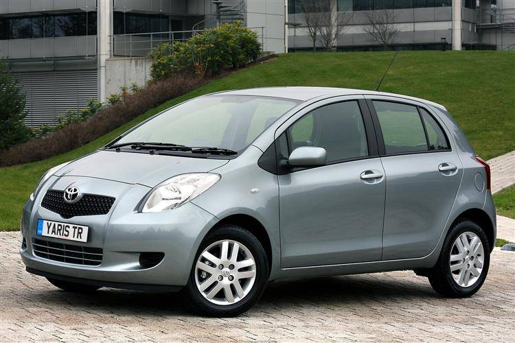 Toyota Yaris (2005 - 2009) review