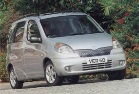 Toyota Yaris Verso (1999 - 2008) review