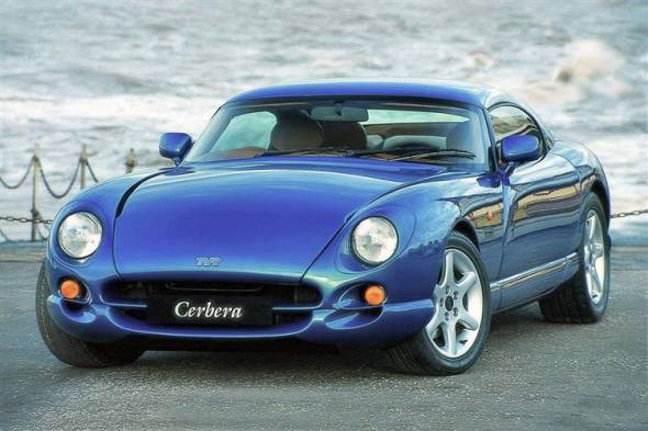 TVR Cerbera (1996 - 2005) used car review