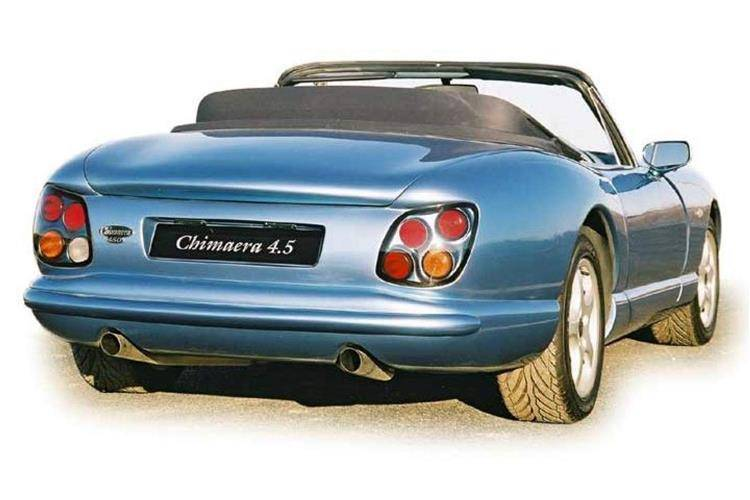 tvr chimaera 1993 2005 used car review car review rac drive. Black Bedroom Furniture Sets. Home Design Ideas
