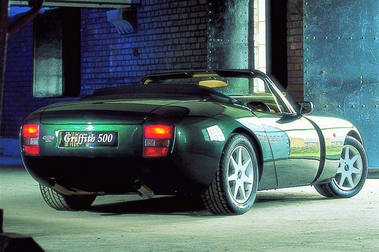 TVR Griffith (1992 - 2001) review