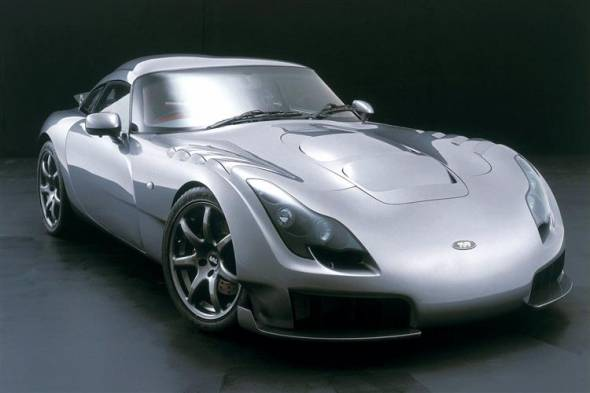 TVR Sagaris (2004 - 2007) review