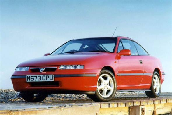 Vauxhall Calibra (1990 - 1997) review