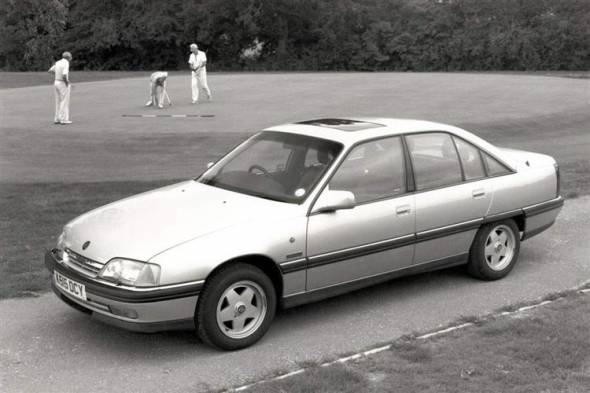 Vauxhall Carlton (1986 - 1994) review